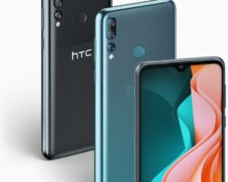 HTC представила смартфон среднего уровня Desire 19s