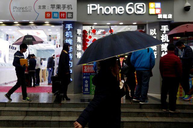 Злоумышленники, похитившие данные пользователей Apple, были задержаны в«Поднебесной»