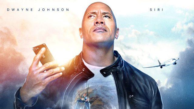 Apple выпустила короткометражку сДуэйном «Скалой» Джонсоном иSiri в основных ролях
