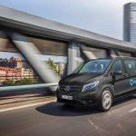 Daimler и Via запускают новый сервис совместных поездок в Европе