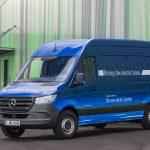 Daimler выпустит электрическую версию Mercedes-Benz Sprinter