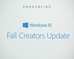 Обновление Windows 10 Fall Creators Update выйдет 17 октября