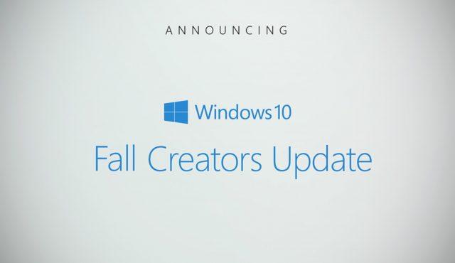 ВMicrosoft сообщили, что осенью обновится Windows 10