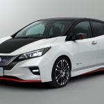 """Электромобили Nissan сменят звук двигателя на """"песню"""""""