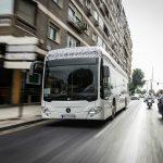 В следующем году Mercedes-Benz представит электрический городской автобус