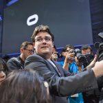 Палмер Лаки — создатель гарнитуры Oculus Rift покидает Facebook