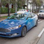 К 2021 году Ford планирует запустить собственный сервис, использующий беспилотные автомобили