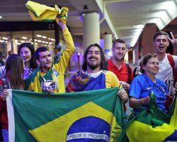 Искусственный интеллект прогнозирует, что чемпионат мира по футболу 2018 выиграет Бразилия