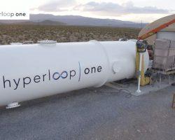 Virgin Hyperloop One рассматривает возможность построить в Индии сеть тоннелей для скоростных поездов