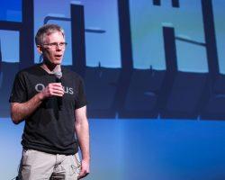 Один из разработчиков Oculus Rift Джон Кармак подал в суд на Zenimax с требованием выплатить ему 22,5 млн$