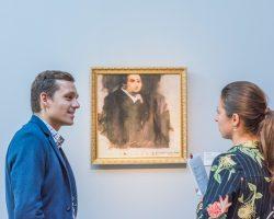 Картина «написанная» искусственным интеллектом продана с аукциона за $432 000