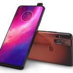 Представлен смартфон Motorola One Hyper