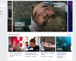 В следующем году Facebook намеренна вложить $1 млрд в оригинальный видео-контент