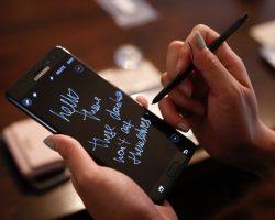 Samsung все еще хочет продавать восстановленные смартфоны Galaxy Note 7