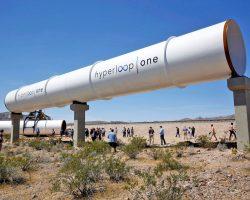 Компания Hyperloop One провела первое испытание системы перевозок в вакуумной трубе