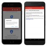 Gmail для iOS будет предупреждать пользователя о переходе на фишинговый сайт