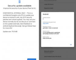 Google по ошибке выпустила патчи безопасности Android за июль на 10 дней раньше
