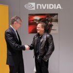 Continental и NVIDIA вместе будут выпускать решения для беспилотных автомобилей