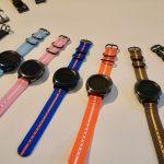 Представлены умные часы Samsung Gear Sport