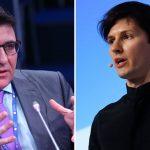 Павел Дуров отвечает главе Роскомнадзора на угрозы блокировки Telegram и обвиняет Жарова в незнании принципов шифрования