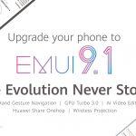 Смартфон Honor Note 10 получил обновление до EMUI 9.1