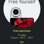 Представители Essential Products на мероприятии 25 августа покажут модули к смартфону Essential PH-1