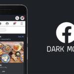 Приложение Facebook для Android начало получать темную тему