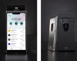 Смартфон Sirin Finney, поддерживающий блокчейн выйдет в ноябре этого года