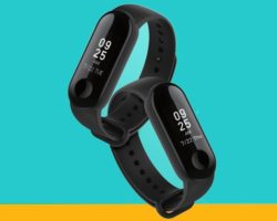 Xiaomi представила фитнес-браслет Mi Band 3i