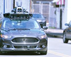 Полиция города Темпе опубликовала видео смертельного ДТП с участием беспилотного автомобиля Uber