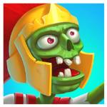 Люди против Зомби: дуэль онлайн, игра на двоих