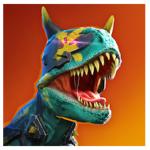 Dino Squad: Онлайн PvP схватки огромных динозавров