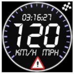 GPS спидометр