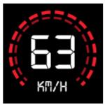 Спидометр - трекер скорости, дальномер, одометр