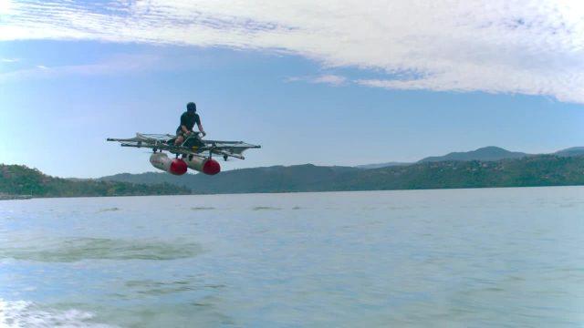 Пассажирский коптер отKitty Hawk совершил 1-ый полет