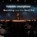 Samsung запатентовала еще один смартфон со сгибающимся экраном