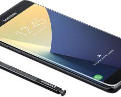 Смартфон Samsung Galaxy Note 8 будет представлен в августе, но без сканера отпечатков пальцев под стеклом