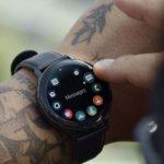 Samsung исправила проблему с выключением экрана часов Galaxy Watch Active 2
