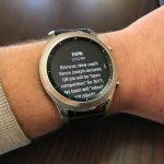 Для умных часов Samsung Gear S3 вышло крупное обновление