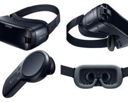 Samsung выпустила новую гарнитуру Gear VR для смартфона Galaxy Note 8