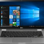 Представлен 14-дюймовый ноутбук LG Gram 2-in-1