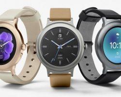 Список часов, которые поддерживают ОС Android Wear 2.0