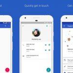 Теперь приложение Google Contacts можно установить на любой Android-смартфон с версией ОС 5.0 или новее