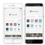 Для iOS и Android стала доступна бета-версия браузера Microsoft Edge