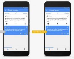 Google Переводчик — более точный перевод для 8 языков мира
