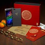 Razer выпустила специальное издание своего смартфона Razer Phone 2018 Gold Edition
