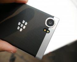 По слухам, смартфон BlackBerry Mercury получит тот же датчик изображения, что и Google Pixel