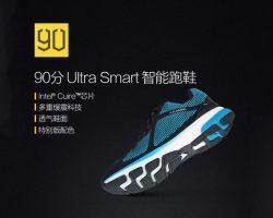 Xiaomi представила смарт-обувь с процессором от Intel