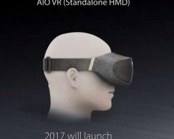 Компания Asus в этом году представит автономную гарнитуру VR