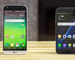 LG G6, по слухам, выйдет на месяц раньше своего конкурента Samsung Galaxy S8